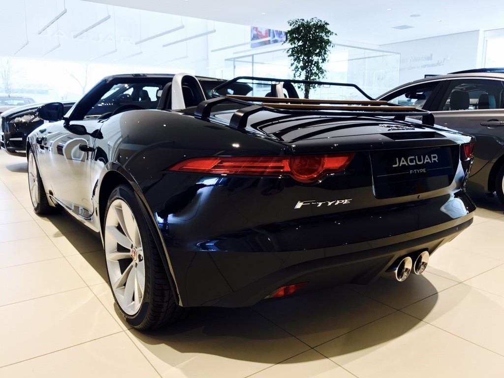 Jaguar F-Type 2012-present