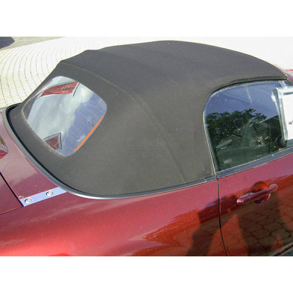 Mazda MX-5 NC hood with glass rear window 2006-2012