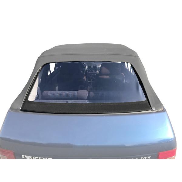 Peugeot 205 Convertible Window Section in Vinyl