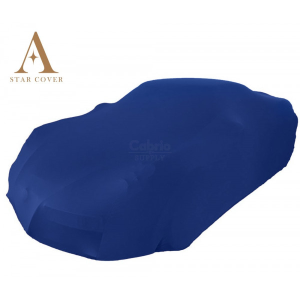 Ford Mustang Convertible Indoor Cover - Blue