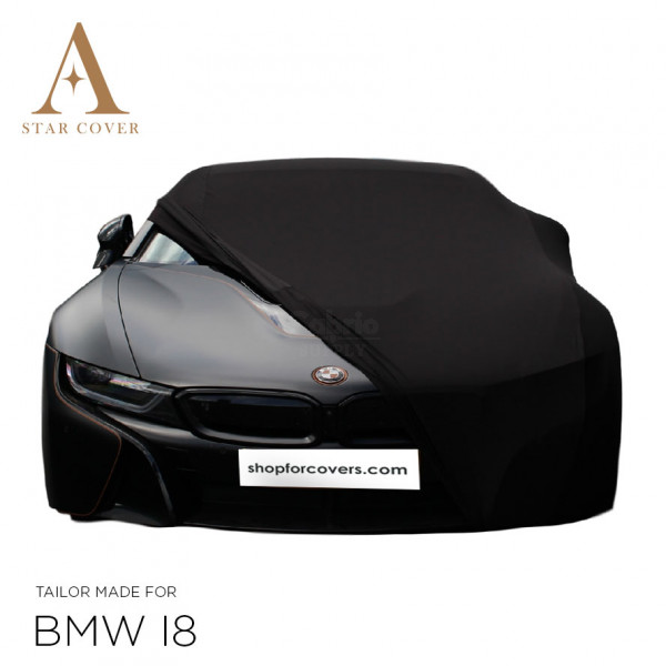 BMW i8 Indoor Car Cover - Black