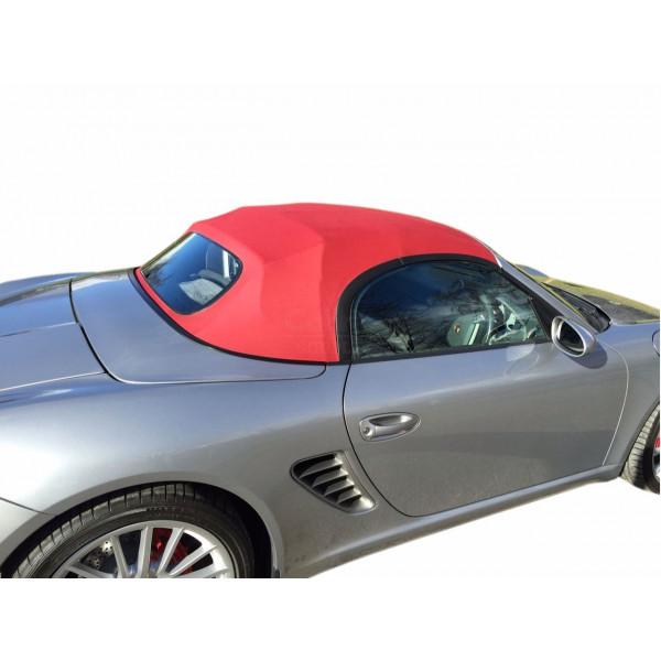 Porsche Boxster hood - glass rear window 2005-2012