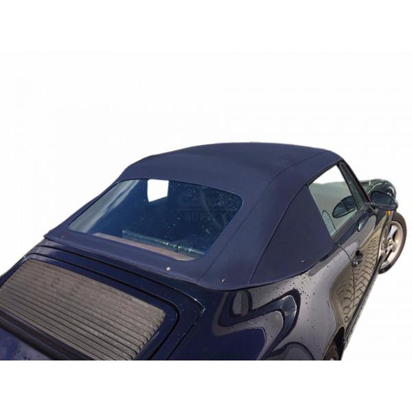 Porsche 993 hood - PVC rear window 1994-1998