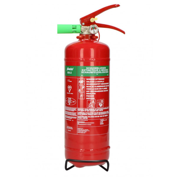 Fire extinguisher foam for the car 2 Litres