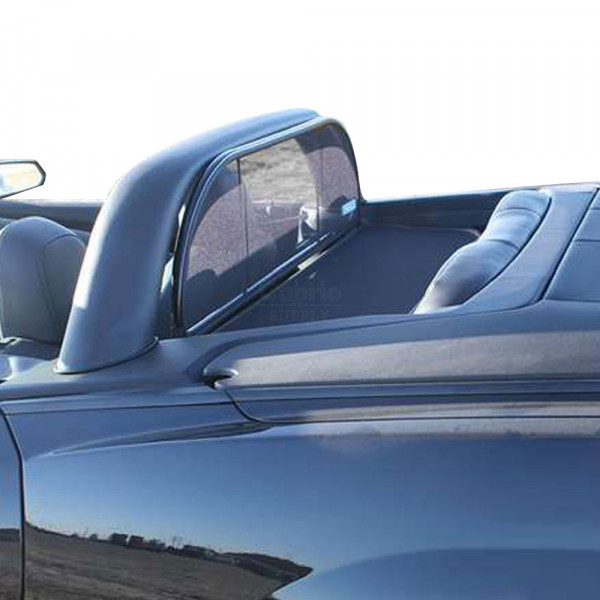 Chevrolet Camaro 5 With Anti Rollbar Wind Deflector Mirror Design - Black 2011-2015