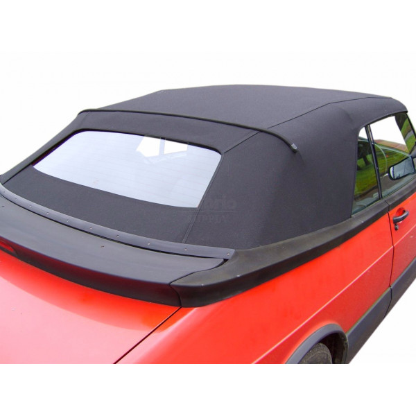 Saab 900 Classic cabriolet hood & window 1985-1994