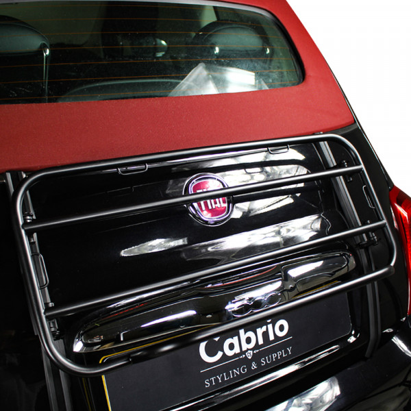 Fiat 500C luggage rack edizione Nero 2009-present