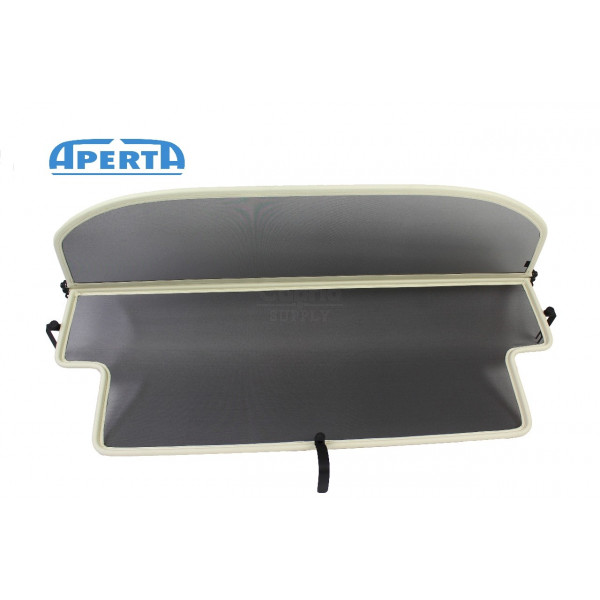 Ford Mustang 1 Serie 1,2,3 Wind Deflector - Ivory 1964-1970