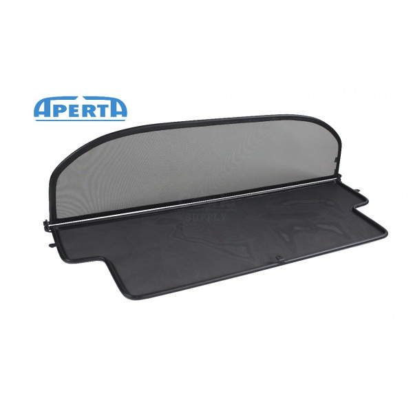 Ford Mustang 1 Serie 1,2,3 Wind Deflector - Black 1964-1970