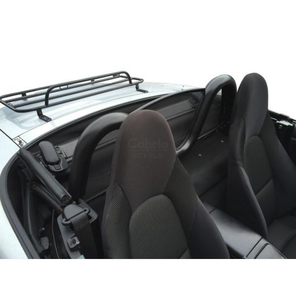Mazda MX-5 NA & NB anti roll bars model A + wind deflector 1989-2005 BLACK EDITION