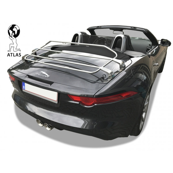 Jaguar F-Type Bespoke Luggage Rack 2012-present