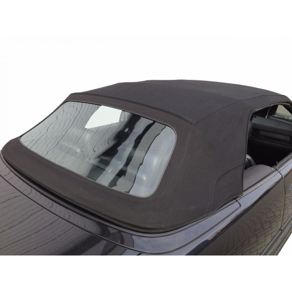 BMW 3 series E36 cabriolet mohair hood with side pockets 1994-1996