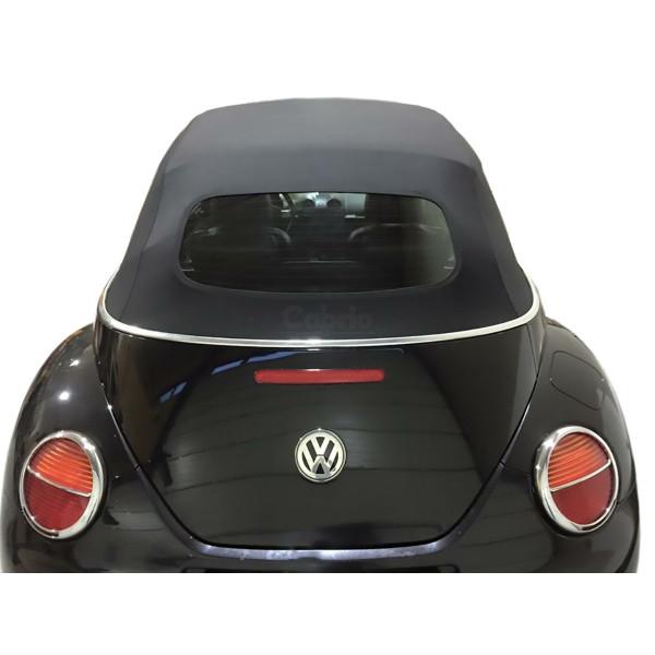 Volkswagen New Beetle 1Y7 mohair hood 2002-2011 - Manual operated