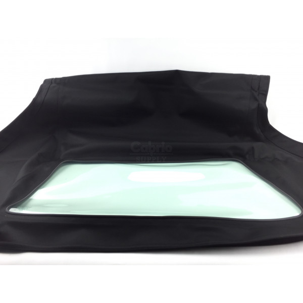 Suzuki Swift mohair hood 1989-1996 - Black