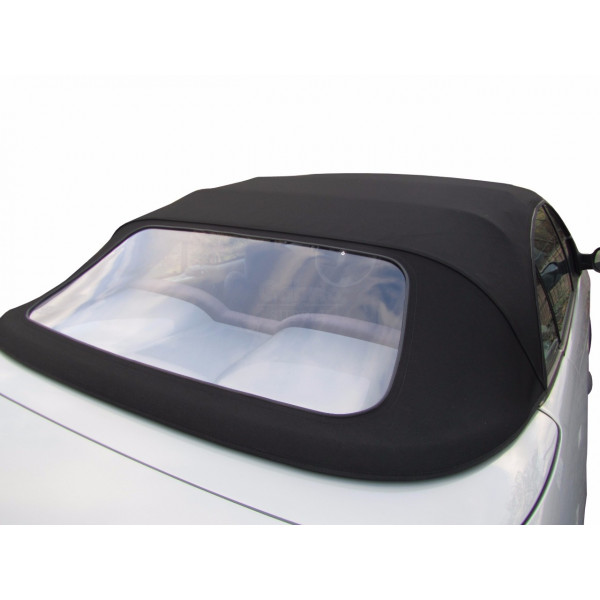 Renault Megane fabric hood with PVC rear window 1995-2003