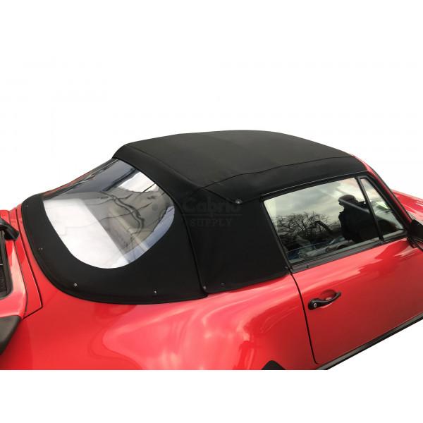 Porsche 964 mohair hood with PVC rear window 1986-1994
