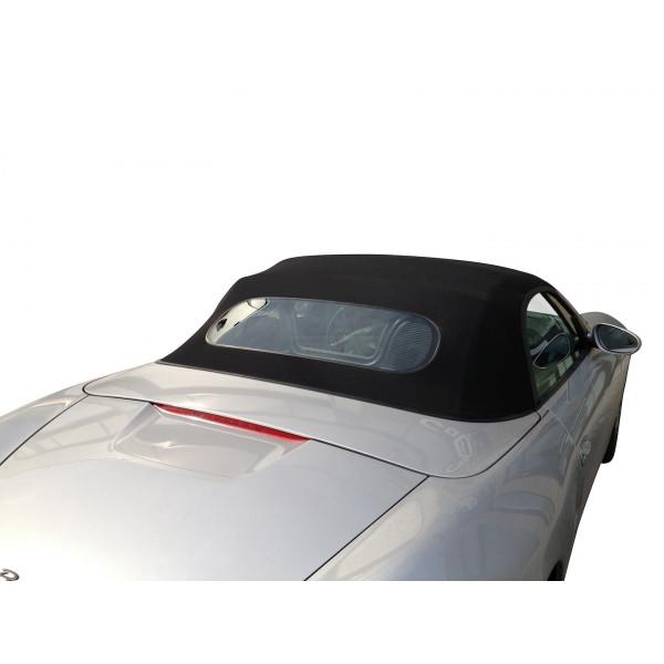 Porsche Boxster hood - glass rear window 2003-2005