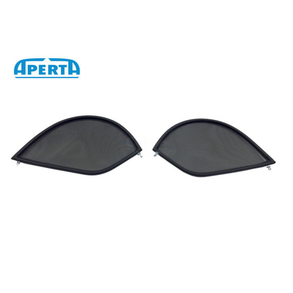 Ferrari 360 & F430 Spider Wind Deflector Left & Right - Black 2000-2009