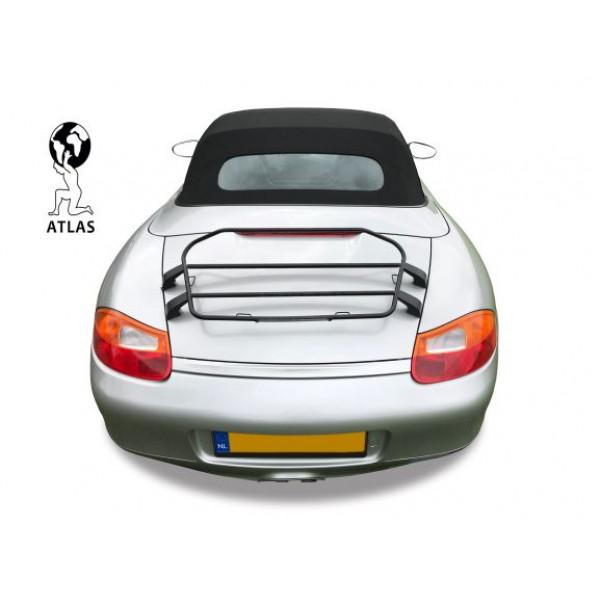 Porsche Boxster 986 & 987 Luggage Rack - BLACK EDITION