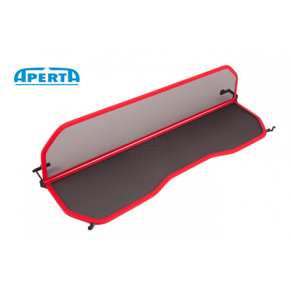 Mercedes-Benz S-Class W111 Wind Deflector Double Frame - Red 1961-1971