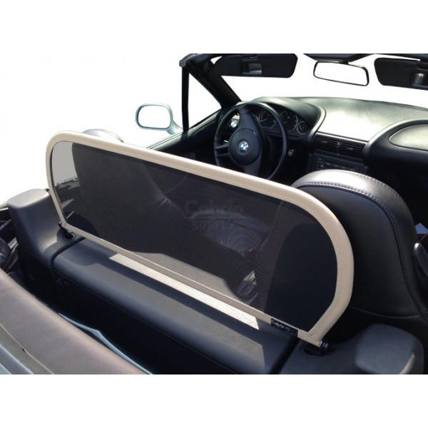 BMW Z3 Roadster Wide Body Wind Deflector - Beige 1998-2003