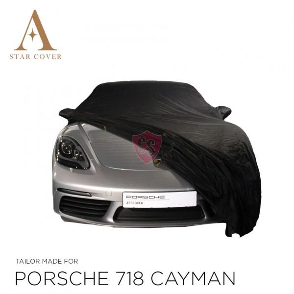 Porsche Boxster Cayman 981 718 Outdoor Cover - Star Cover - Mirror Pockets