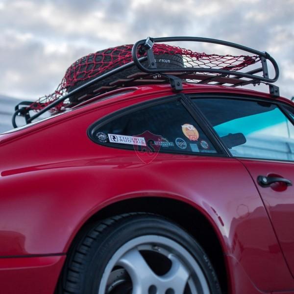 Porsche 911 Coupe 1965-1989 Roof Rack - Black