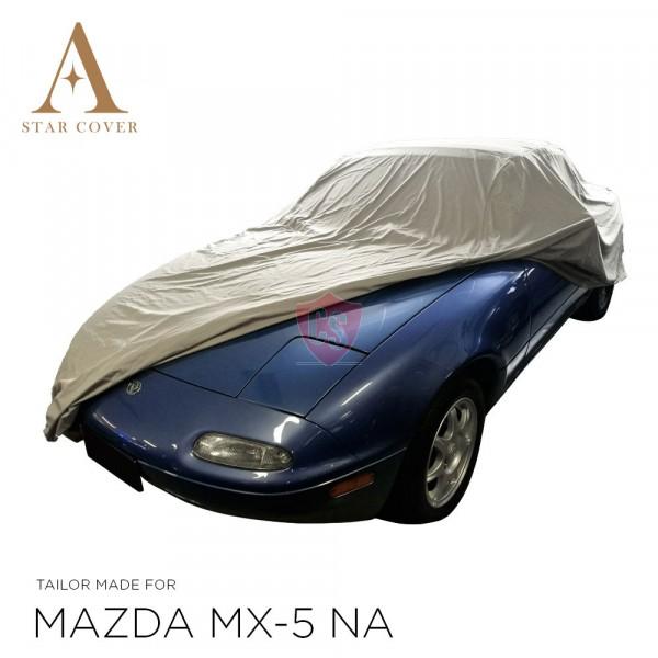 Full Car Cover 100/% Waterproof Breathable Outdoor Indoor For Mazda 2 Mazda 3 MX5