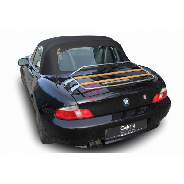 BMW Z3 Roadster Luggage Rack - Limited Wood | 1996-1999