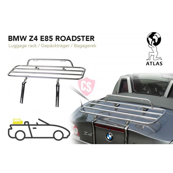 Bmw Z4 Hardtop: BMW Z4 E85 Roadster Luggage Rack 2003-2009