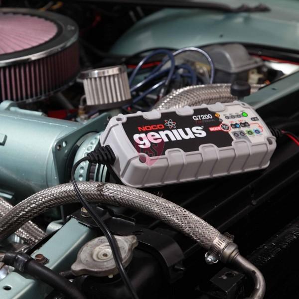 NOCO GENIUS G7200EU - Battery Charger - Max. 7.2A