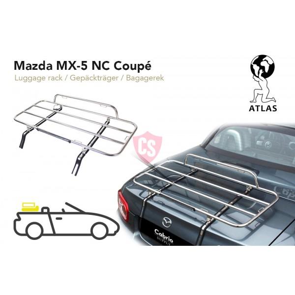 Mazda MX-5 NC III Coupé (CC) Luggage Rack 2006-2014