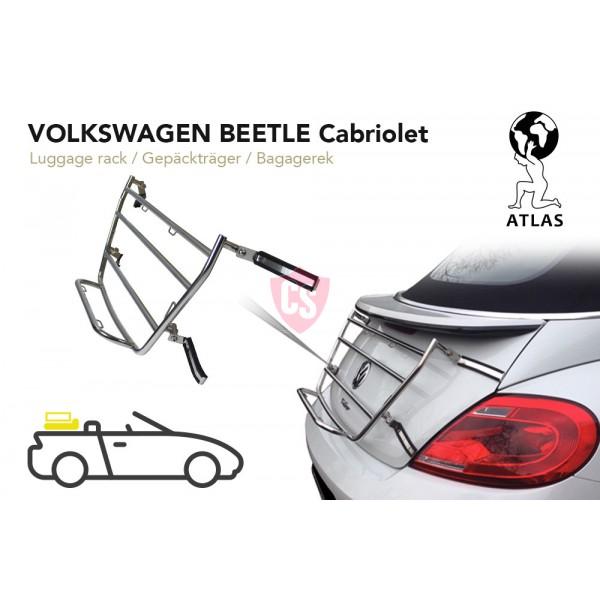 Volkswagen Beetle Coupé 5C1 & Convertible 5C7 Luggage Rack 2012-present