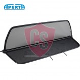 BMW 6 Series E64 Wind Deflector - Black 2004-2010
