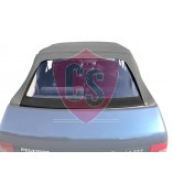 Peugeot 205 Convertible Window Section in Vinyl