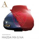 Mazda MX-5 NA - Indoor Cover  - Red