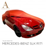 Mercedes-Benz SLK R171 Car Cover - Tailored - Red