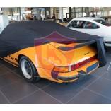 Porsche 911 F-model 1964-1968 Cover  - Black