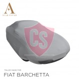 Fiat Barchetta Indoor Cover - Silvergrey