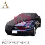 Ford Mustang 5 2005-2014 Indoor Cover - Black