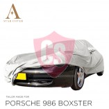 Porsche Boxster 986 Outdoor Cover - Star Cover - Mirror Pockets