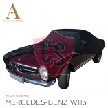 Mercedes-Benz W113 Outdoor Cover - Star Cover - Mirror Pockets