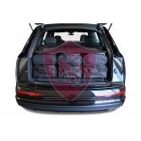 Audi Q7 incl. E-Tron hybrid (4M) 2015-present Car-Bags travel bags