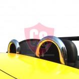 Fiat Barchetta anti roll bars + wind deflector 1995-2005