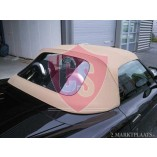 Fiat Barchetta GENUINE PVC Window