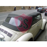 Volkswagen Kever 1303 hood rear window will be reused 1973-1979