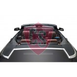 BMW 6 Series E64 Aluminium Wind Deflector - Black 2004-2010