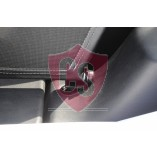 Installation manual BMW Z3 wide body wind deflector