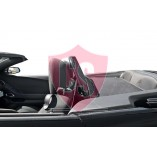 Chevrolet Camaro 5 Wind Deflector Mirror Design - Black 2011-2015