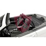 Chrysler Sebring Aluminium Wind Deflector - Black - 2011-2014